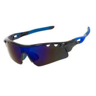 Polarized แว่นตากันแดด รุ่น PL01 - Polarized Blue