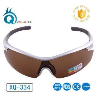 Polarized Sunglasses Mens Sun Glasses Brand Designer Eyeglasses Male Fishing Driver Eyewear - intl