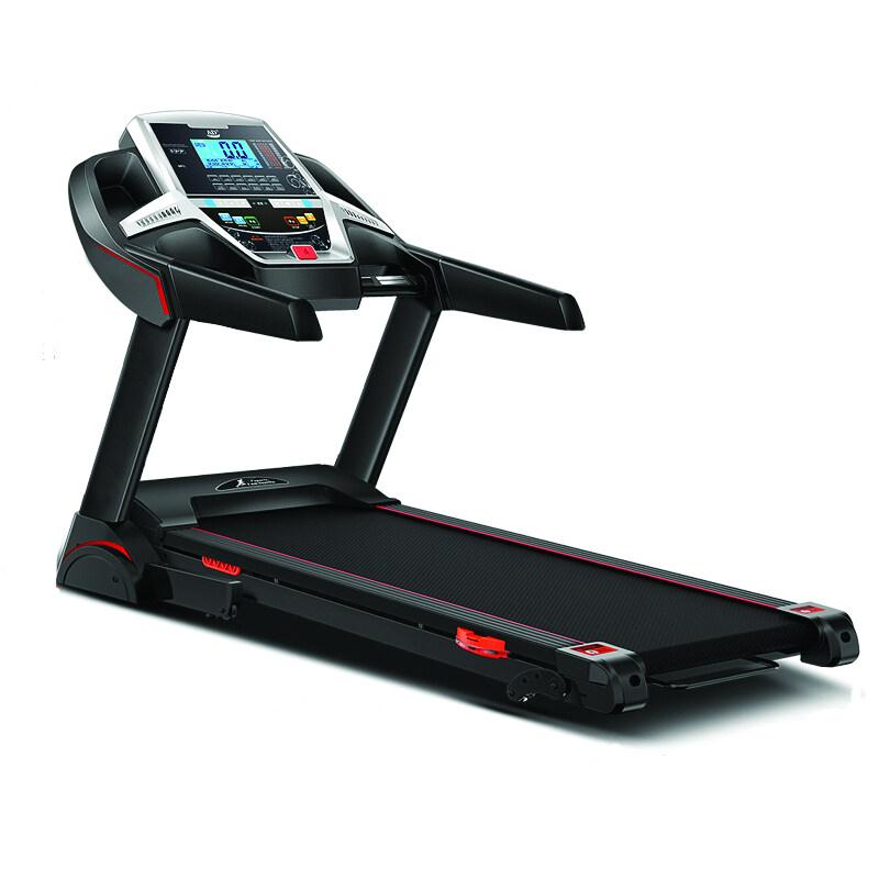 อุปกรณ์ออกกำลังกายPower Reform ลู่วิ่งไฟฟ้า 2.5 แรงม้า ลู่วิ่งฟิตเนส ลู่วิ่ง มอเตอร์2.5 HP Motorized Treadmill 2.5 HP รุ่น PR05AK