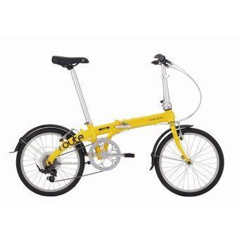 จักรยานไฟฟ้าพับได้ (สีขาว)