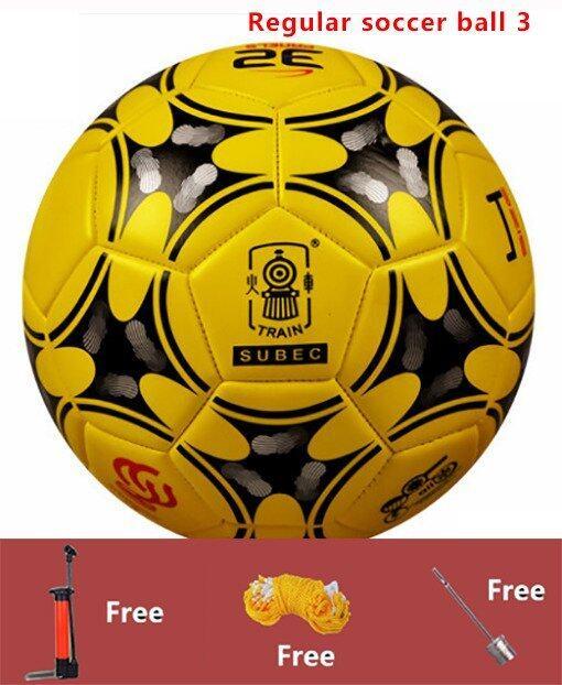 Regular soccer ball 3 Outdoor soccer Indoor soccer Outdoor Football Football Soccer - In ...