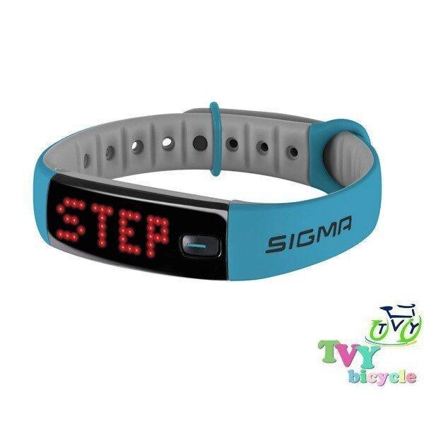 แนะนำ Sigma นาฬิกานับก้าว รุ่น Activo (สีฟ้า) ลดราคา
