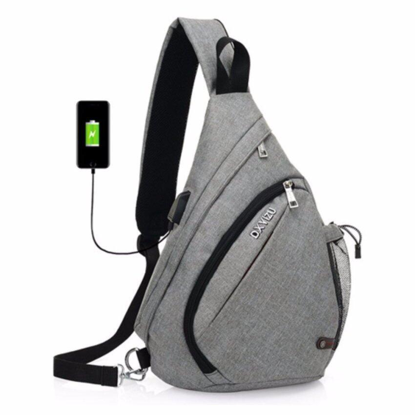 Sling Bag - Small Crossbody Backpack for Men & Women - intl ...