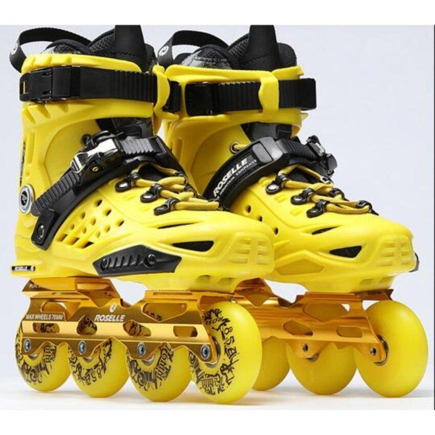 Inline Skates Professional Slalom Adult Roller Skating Shoes Source SLM  Professional Skate Shoes . 1069e2c399