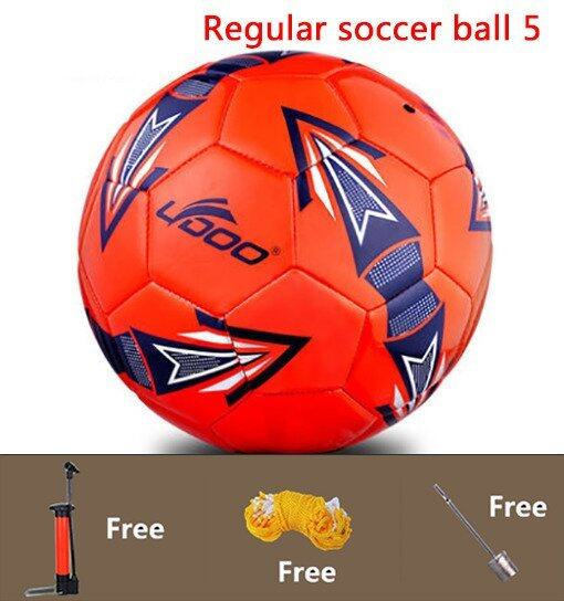Soccer Football Outdoor soccer Indoor soccer Training football Regular soccer ball 5 - Intl