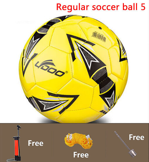 Soccer Football Regular soccer ball 5 Outdoor soccer Indoor soccer Training football - Intl
