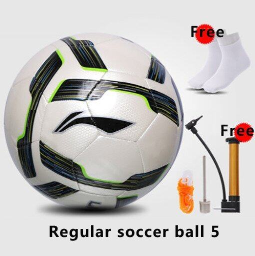 Soccer Football Regular soccer ball 5 Outdoor soccer - Intl