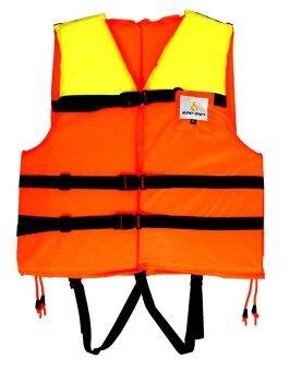 Supersport เสื้อชูชีพ ว่ายน้ำ ผู้ใหญ่ พร้อมนกหวีด เบอร์ Xl รุ่น Super 001