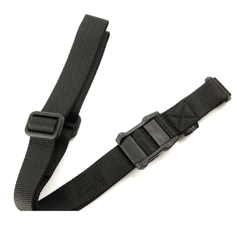 Tactical Gun Sling Single Point Airsoft Scpoe Sling Black ...