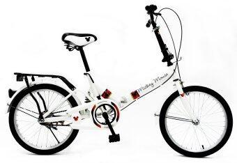 Turbo จักรยานพับได้ 20 นิ้ว ลายมิกกี้เม้าส์