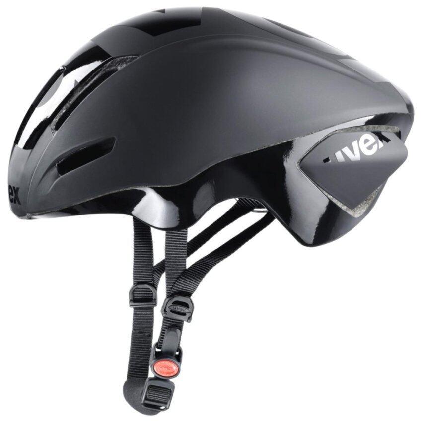หมวกจักรยาน Uvex Helmet EDAero Black Mat Size 53-57 ...