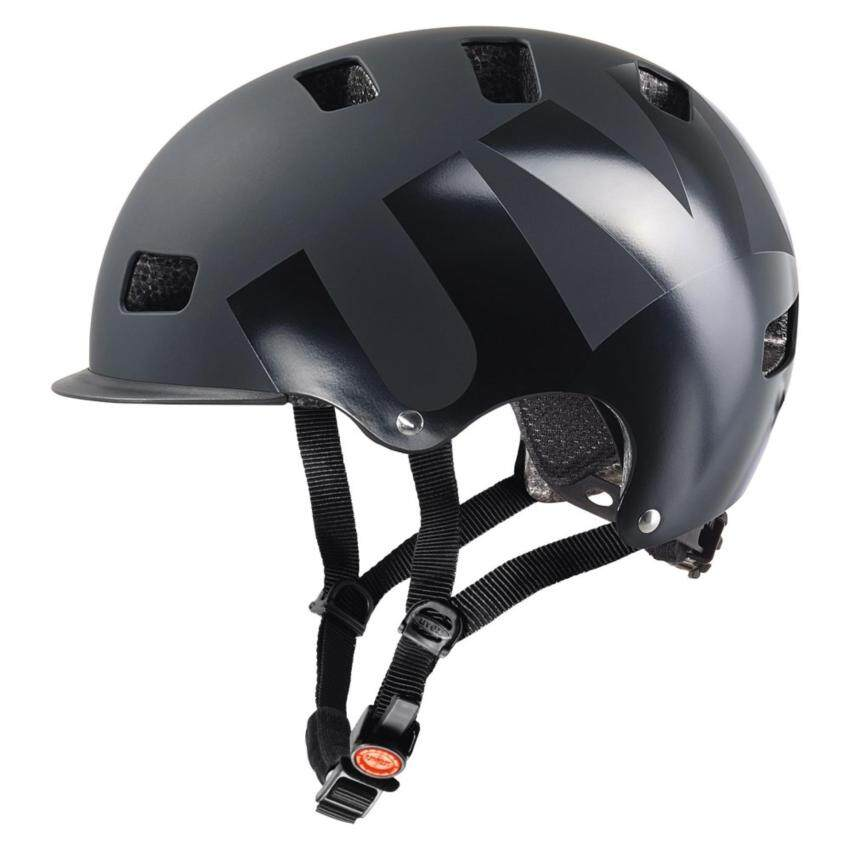 หมวกจักรยาน Uvex Helmet Hlmt 5 Pro Black Size 58-61 ...