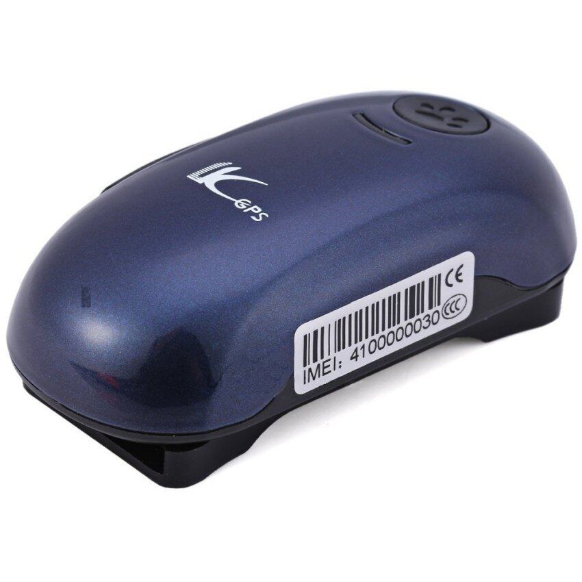 แนะนำ VESKYS Mini Waterproof GSM / GPRS / GPS Strap Real-time TrackingTracker for Elder, Kids, Pets, Cars ลดราคา