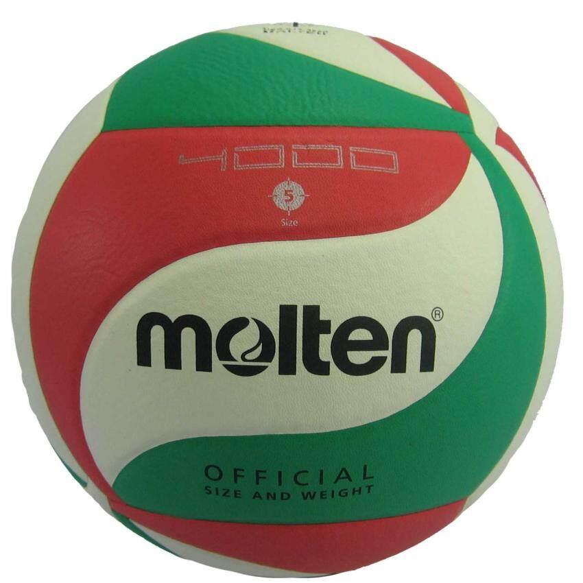 ลูกวอลเลย์บอล Volleyball มอลเท่น Molten V5M4000 ...