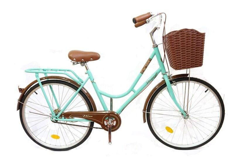แนะนำ WINN De'sire จักรยานแม่บ้านวินเทจ ล้อ26