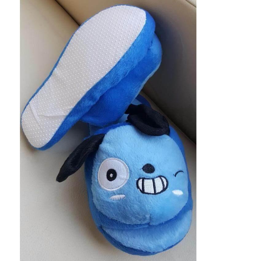 รองเท้าน้องสุนัขสีฟ้า (ซื้อ 1 แถม 1) ...