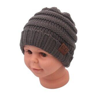 2017 ใหม่แฟชั่นเด็กหมวกสำหรับสาวหมวกเด็กหมวกสำหรับผู้ชายหมวกเด็กฤดูหนาวเด็กหมวกสำหรับเด็ก - นานาชาติ