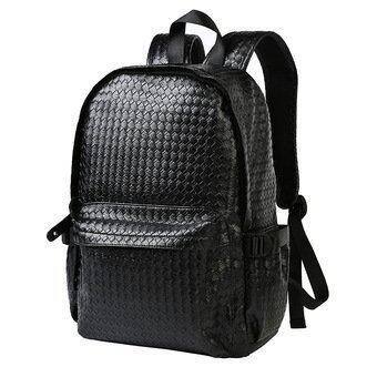 2017 New Korean Rivet Rucksack Leisure Academy Backpack Fashion Travel Knittin Rucksack