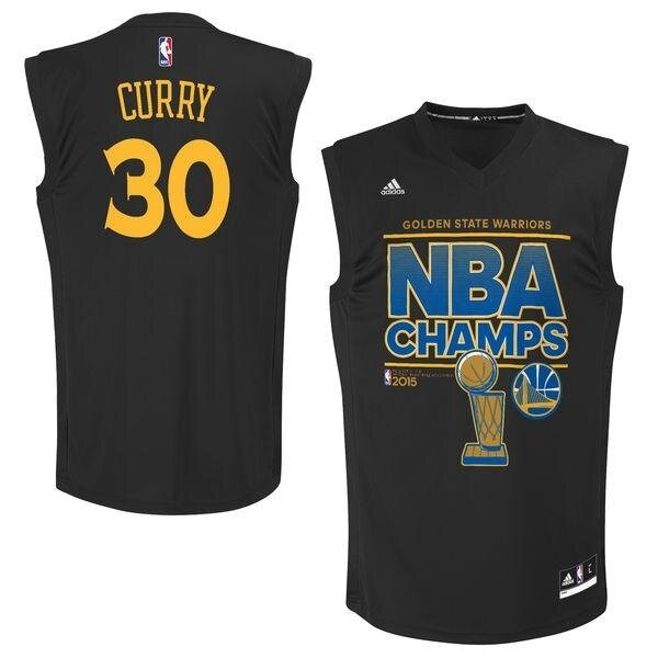 #30 Swingman Player Golden State Warriors 2015 NBA Finals Champions Mens Basketball Jersey Stephen Curry Adult Alternate Chase Fashion Breathable Dry Fast Black S - intl