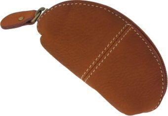 กระเป๋าสตางค์ใส่เหรียญเกรด A ใส่บัตร ใส่ของมีค่า สำหรับสุภาพบุรุษและสตรี Sun Lifestyle รุ่น SL267-2 (สีน้ำตาล)