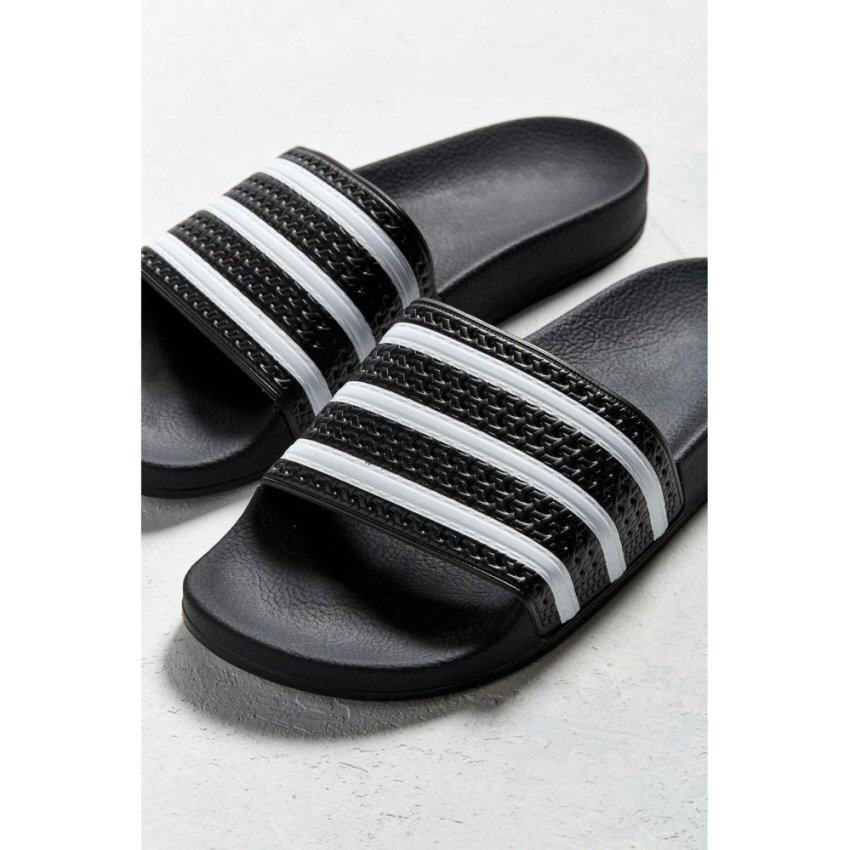 Adidas Adilette Sandals Unisex (Black) ...