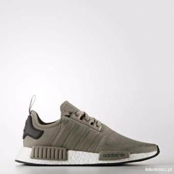 Adidas Nmd R1 Trail Shoes Trace Cargo Core Black (BA7249)