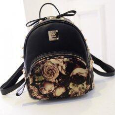 AliZ กระเป๋าเป๋สะพายหลัง (สีดำ)