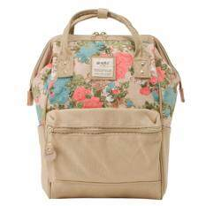 Anello Mini Polyester Canvas (Flower Natural)