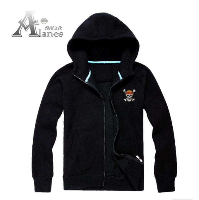 Anime Fairy Tail Clothing Guild Mark Hooded Sweatshirt Hoodie - intl ...
