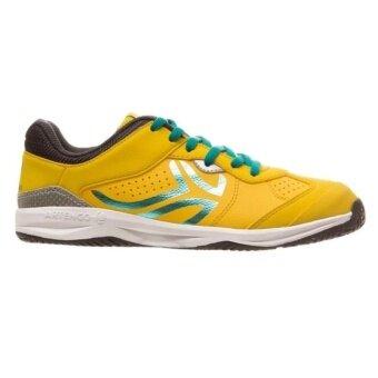 ARTENGO รองเท้าเทนนิสสำหรับเด็ก TS760 (สีเหลือง)