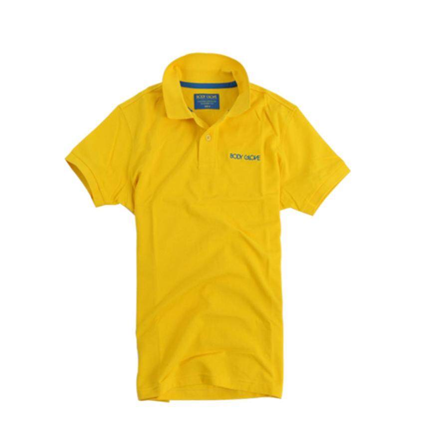 Basic Logo Polo (Men-Yellow) ...