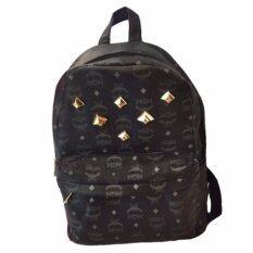 BM Fashion กระเป๋าเป้แฟชั่น (ดำ)