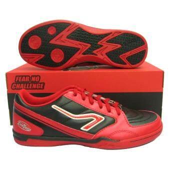 รองเท้ากีฬา รองเท้าฟุตซอล BREAKER BK-1102 ZINE TOUCH แดง