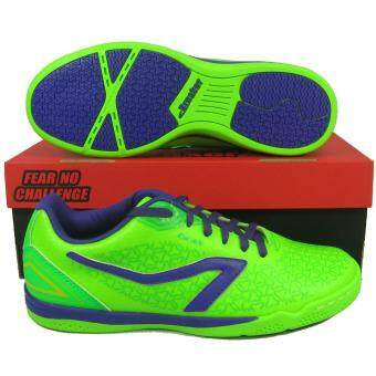 รองเท้ากีฬา รองเท้าฟุตซอล BREAKER BK-1202 เขียว