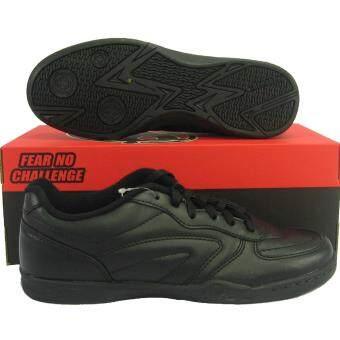 รองเท้ากีฬา รองเท้าฟุตซอล BREAKER BK-89 ดำ