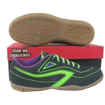 Breaker รองเท้ากีฬา รองเท้าฟุตซอล Breaker 0605 COSMOS ดำ