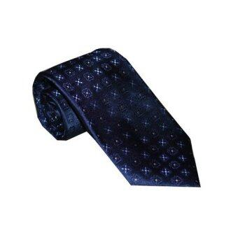 Club Room Navy Laurier Neat Tie