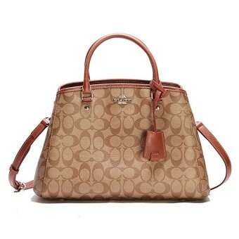 COACH F34608 signature margot carryall bag