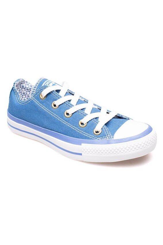 Converse รองเท้าผ้าใบ All Star Fighther Iii Ox รุ่น 11-111iu (Ocean)