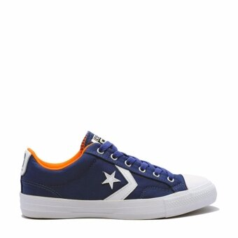 Converse Sneakers Star Player Shine Ox - Navy