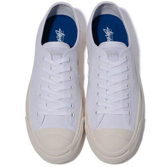 CONVERSE x STUSSY JACK PURCELL (WHITE)