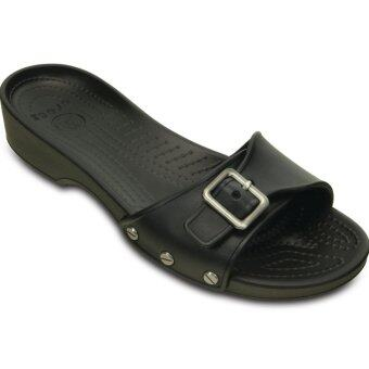 Crocs Sarah Sandal W-Black/Black