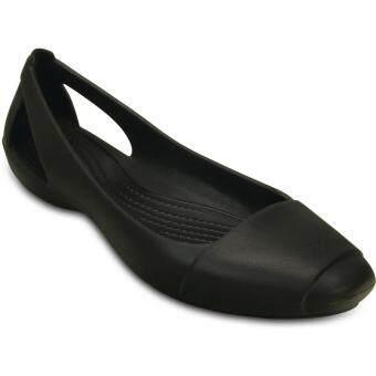 Crocs Sienna Flat W-Black