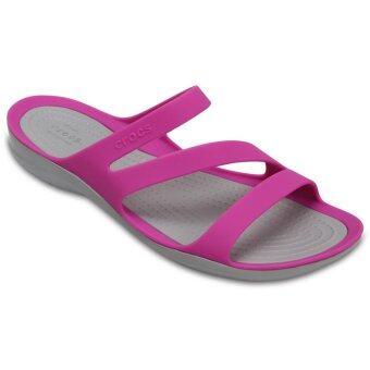 Crocs Swiftwater Sandal W-Vibrant Violet