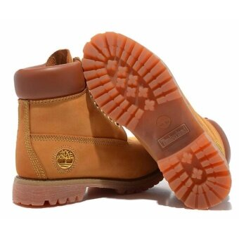 Fashion Hiking Boots For Timberland Men's High 0061 Brown - intl