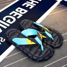 เกาหลีลื่นรถถังลากรองเท้าแตะของผู้ชาย Flops (แสงจันทร์) ราคา 500 บาท(-33%)