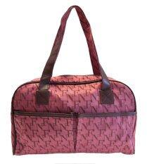 FN BAG กระเป๋า Tote Bag รุ่น 30038-4 สีPeachy Pink