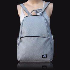 GET1020 กระเป๋าเป้ กระเป๋าสะพาย แฟชั่น VP671animal (grey)