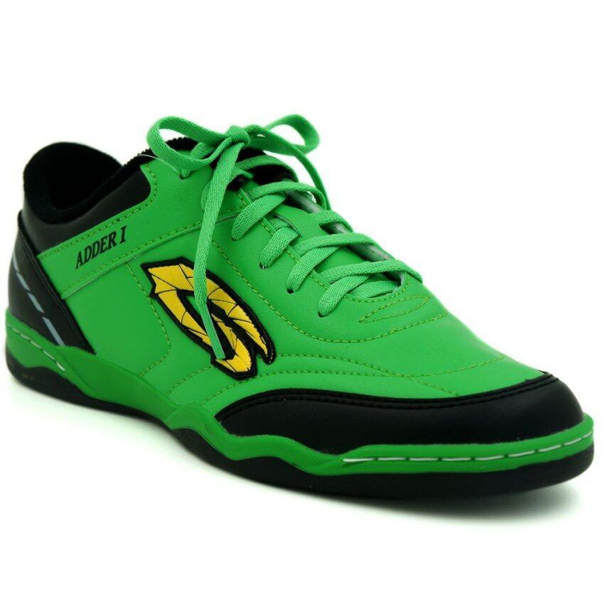สุดยอด GIGA รองเท้ากีฬาฟุตซอล รุ่น FG406 (สีเขียว) ซื้อเลย