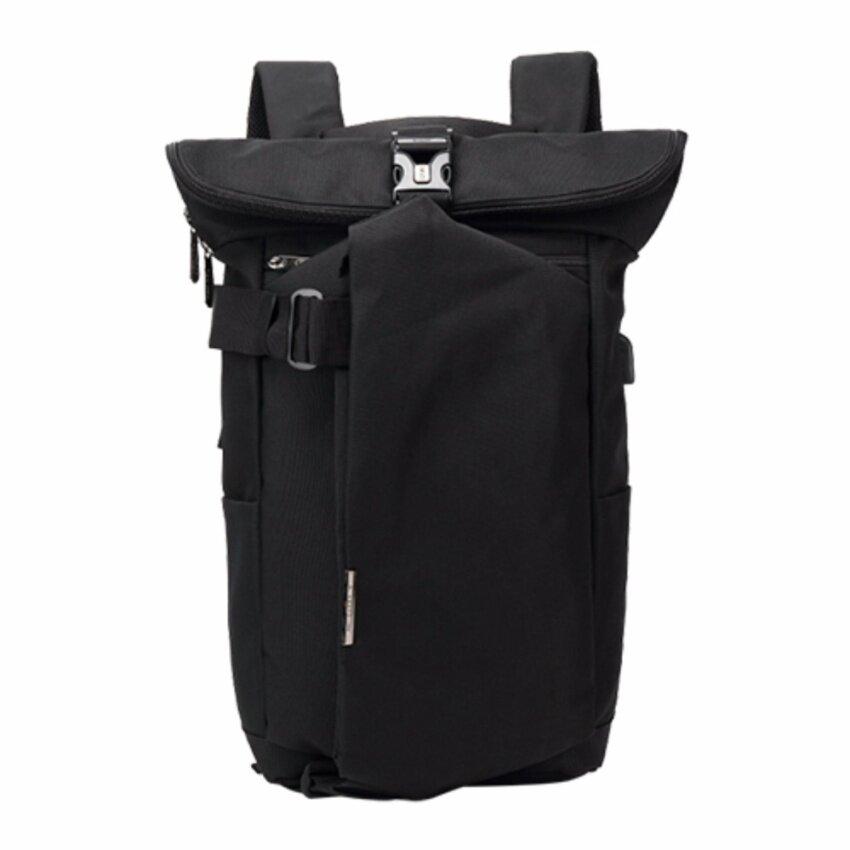 กระเป๋าเป้ กระเป๋าสะพายหลัง K-style Laptop Backpack (BLACK)